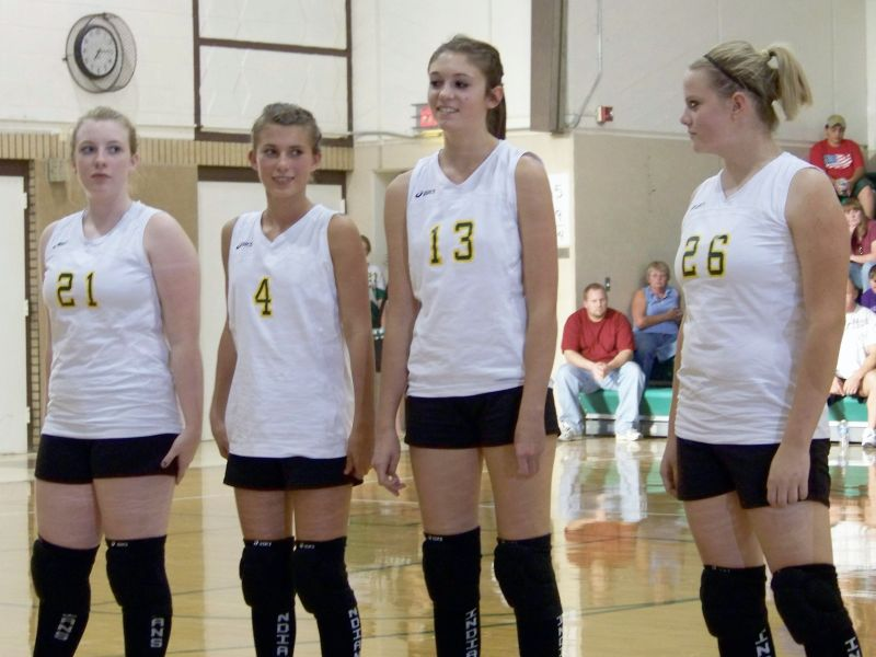 St Francis   Lady Indian Volleyball Roster Released