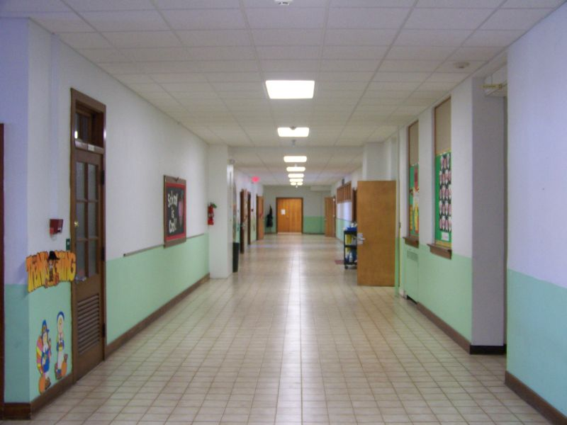 Elementary School Hallway | www.imgkid.com - The Image Kid ...